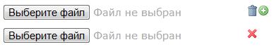 Поле Файл